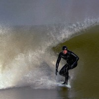Doomsday Swell, Pier Village. New Jersey, Surfing photo