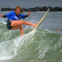 Women's Belmar Pro. New Jersey, Surfing photo