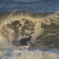 Ocean City, NJ 3/19/17. New Jersey, Surfing photo