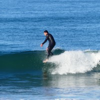 Coronado Shores. SoCal, Surfing photo