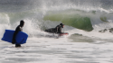 Jenks 12/4/10 bodyboarding mini jenks. New Jersey, Bodyboarding photo