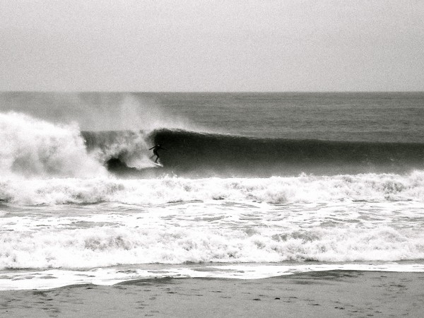 New Jersey April Nor'easter 07. New Jersey, surfing photo
