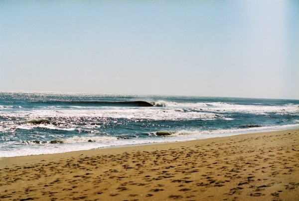 Long Right. Virginia Beach / OBX, Empty Wave photo