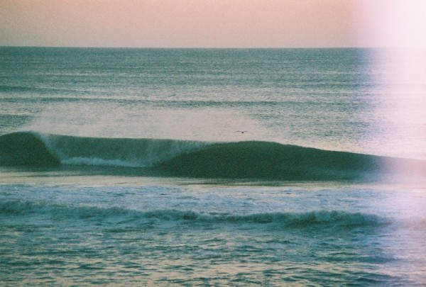 Mornin' Glass. Virginia Beach / OBX, Empty Wave photo