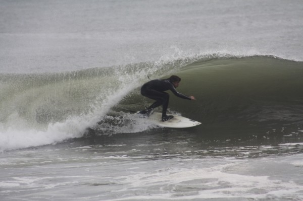 10/26/08 brighton beach. New Jersey, surfing photo