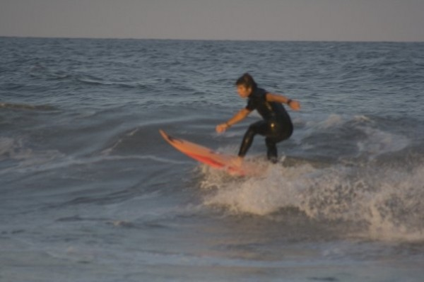 1. New Jersey, surfing photo