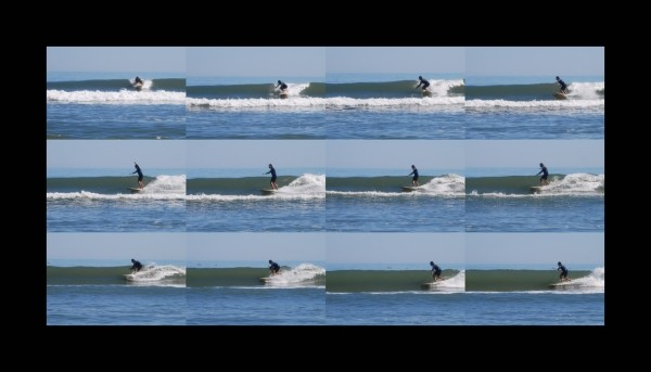 10/9/10. United States, Surfing photo