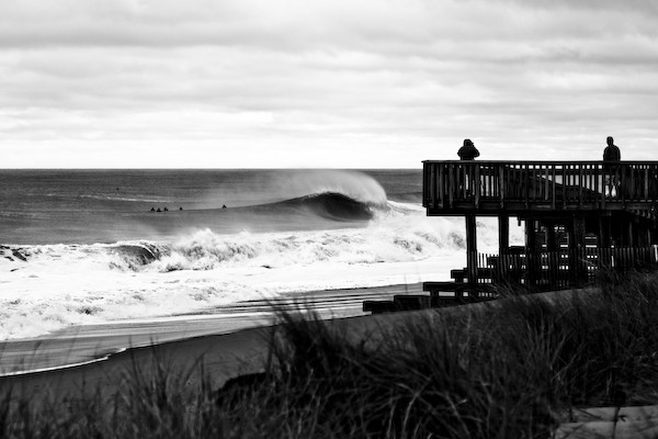 Setup. Delmarva, surfing photo