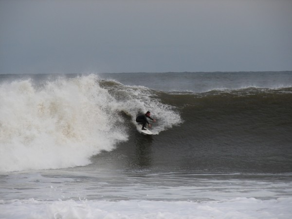 Nj 11-3-07 2 of 3. New Jersey, surfing photo