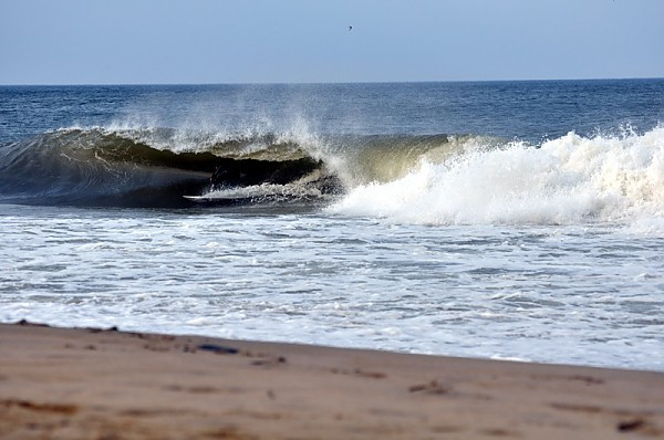 Saturday, 9/3 New England. Northern New England, Empty Wave photo