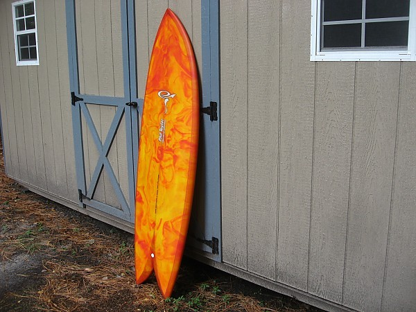 Phil Taylor Handcrafted Surfboards Endless Summer Surf
