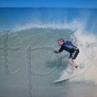 Couple Years Ago. United States, Surfing photo