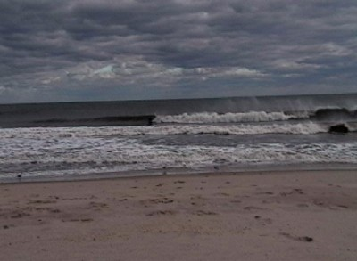 Nov 16th Surf. New Jersey, surfing photo