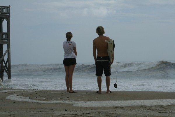 Evocative. Virginia Beach / OBX, Surfing photo
