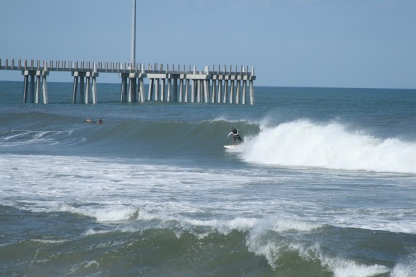 Line Time. Virginia Beach / OBX, Surfing photo