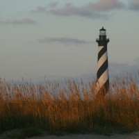 Nation's Tallest Cape Hatteras Light. Virginia Beach / OBX, Scenic photo