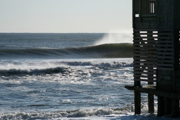 Serendipity Memory. Virginia Beach / OBX, Empty Wave photo