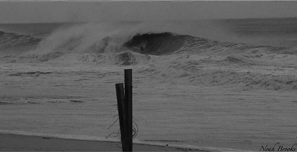 Sunday Session : Irene Hurricane Irene. New Jersey, Bodyboarding photo