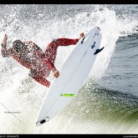 Jadson Andre professional surfer participating at the