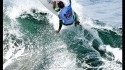 Thiago Camarao professional surfer participating at