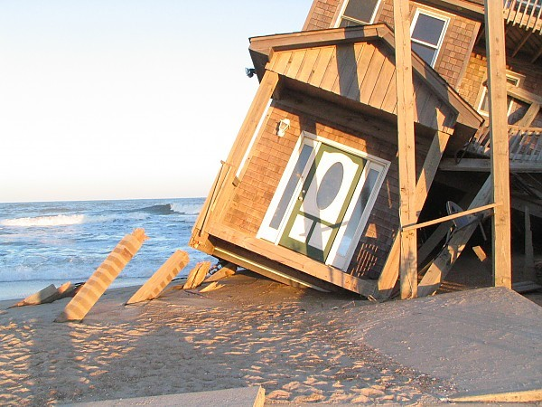 Kitty Hawk Rodanthe wash out. Virginia Beach / OBX, Scenic photo