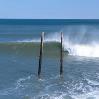 Kitty Hawk Kitty Hawk Pier. Virginia Beach / OBX, Empty Wave photo