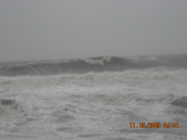 Massive Wave. Delmarva, Empty Wave photo