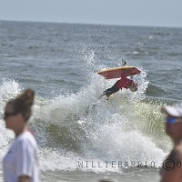 Tanner McDaniel AM CONTEST on the USBA tour Seaside