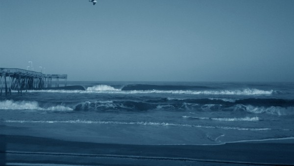 Pier Off shore. New Jersey, surfing photo