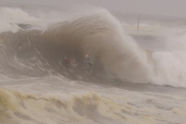 Hurricane Earl. United States, Bodyboarding photo