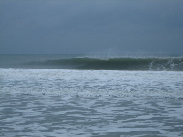 Wb 12/26/10 It was cold. Southern NC, Empty Wave photo