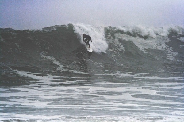 Avon, Nj Sunday During Kyle. New Jersey, surfing photo