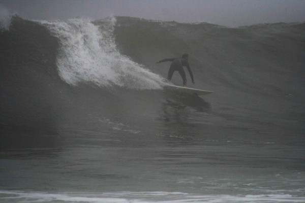 Sunday Avon, Nj During Kyle 2. New Jersey, surfing photo