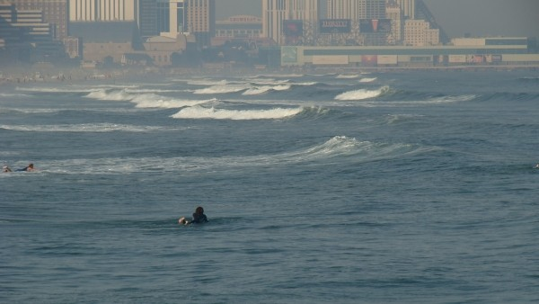 New Jersey. New Jersey, surfing photo