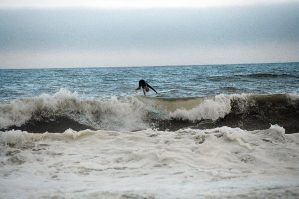 Mb 9/27 surf. New Jersey, Surfing photo