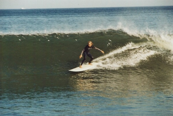 Monmouth Beech September. New Jersey, surfing photo