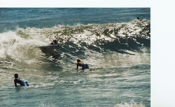 Surf Monmouthbeech September. New Jersey, surfing photo