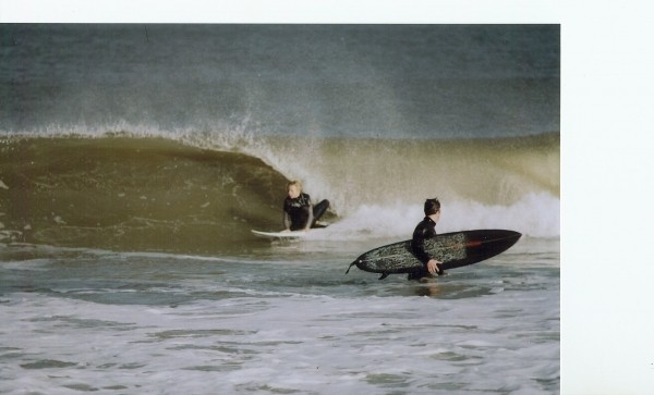 Mb October monmouth beach october. New Jersey, surfing photo