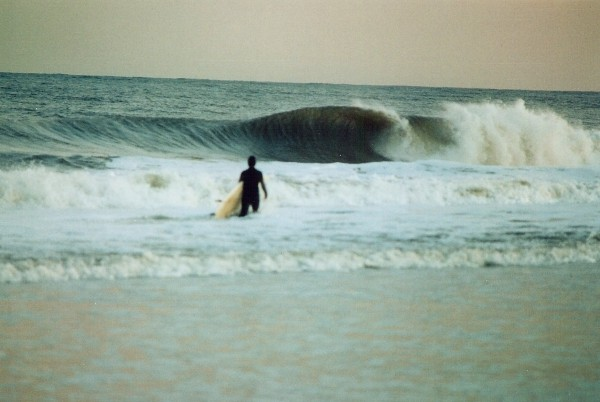 Dec 21st. New Jersey, surfing photo