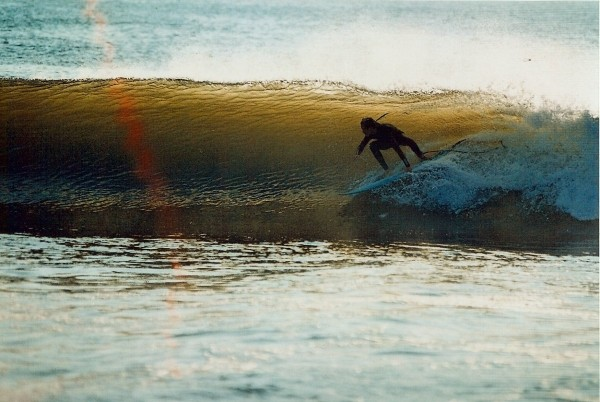 Mb October surf. New Jersey, Surfing photo