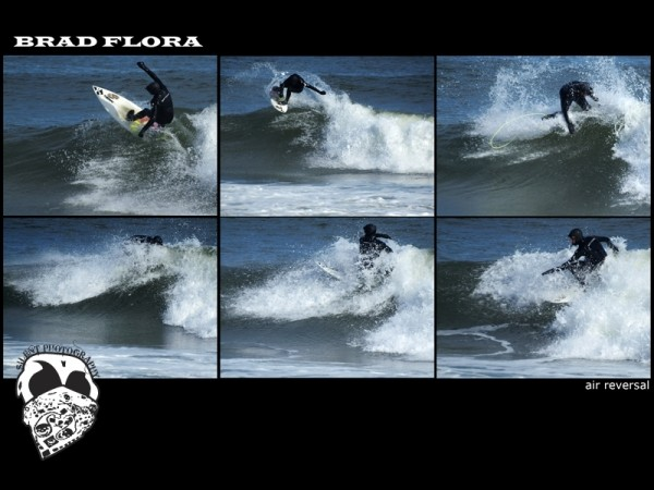 Brad Flora. Delmarva, Surfing photo