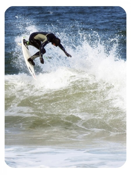 Vince Boulanger. Delmarva, Surfing photo