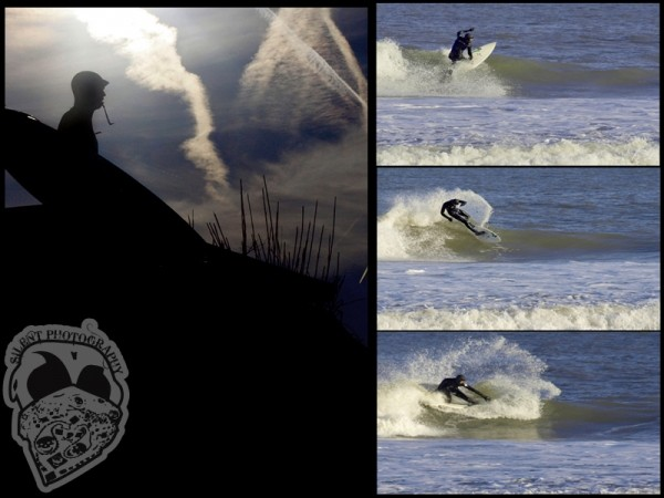 Get Quiet silent. Delmarva, Surfing photo