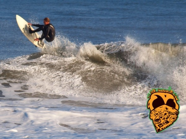 Couple Mackers from today. Delmarva, Surfing photo