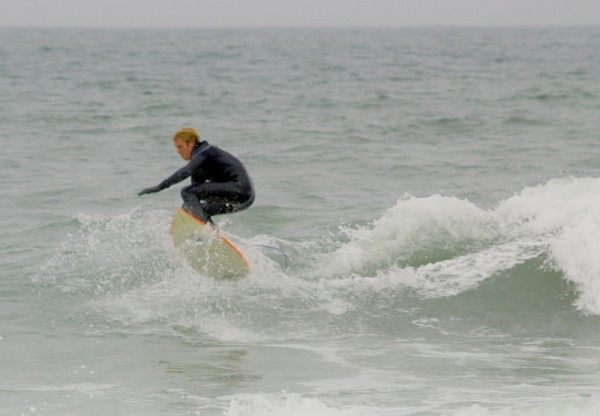Surfing Is Almost Cool In OC MD