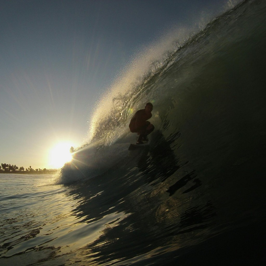 California Dreamin'. SoCal, Surfing photo