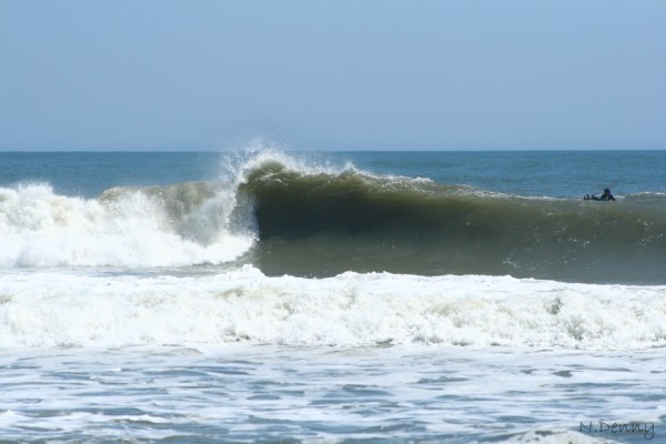 Ocmd ocean city. Delmarva, Empty Wave photo