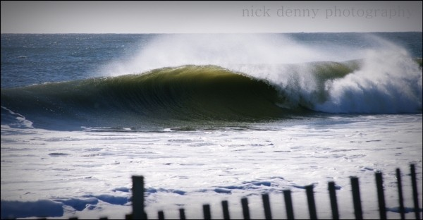 Jersey nickdennyphotography.blogspot.com. Delmarva, Empty Wave photo