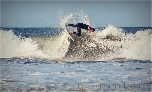 mike lawson nickdennyphotography.blogspot.com. Delmarva, Surfing photo