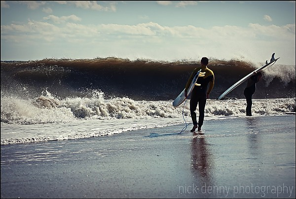 de nickdennyphotography.blogspot.com. Delmarva, Empty Wave photo